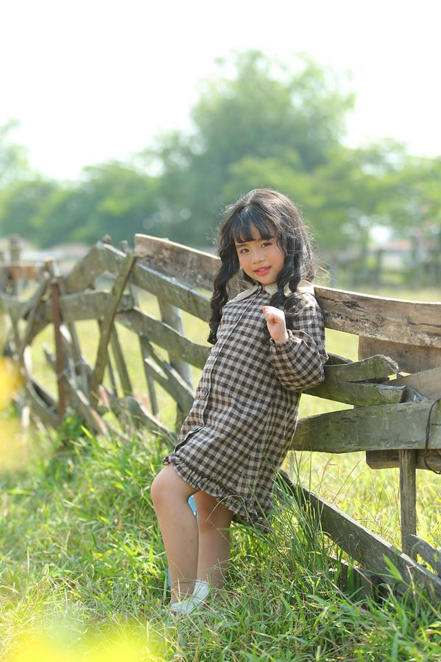 Cùng với Hà Anh, Phụng Nghi hứa hẹn sẽ là diễn viên xuất sắc trong tương lai