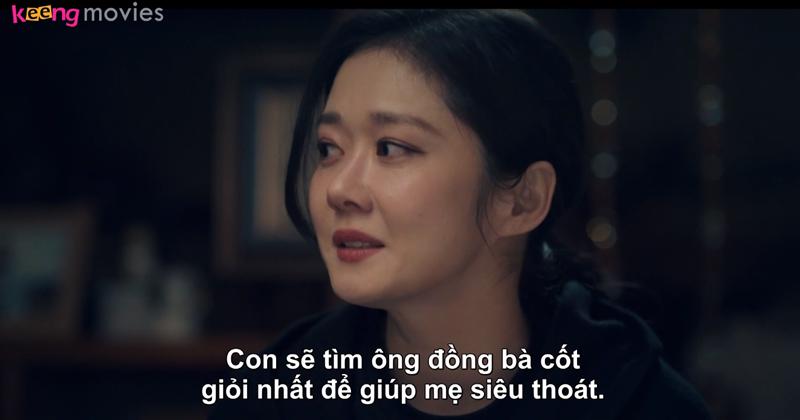 Lý do nào khiến mẹ Ji Ah vẫn chưa thể siêu thoát suốt 20 năm dù đã có mộtông đồng đjăc biệt như Oh In Bum?