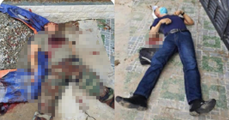 Hiện trường vụ án mạng khiến 2 người tử vong tại Nghệ An sáng 30/4, kẻ gây án cố thủ trong nhà? 1