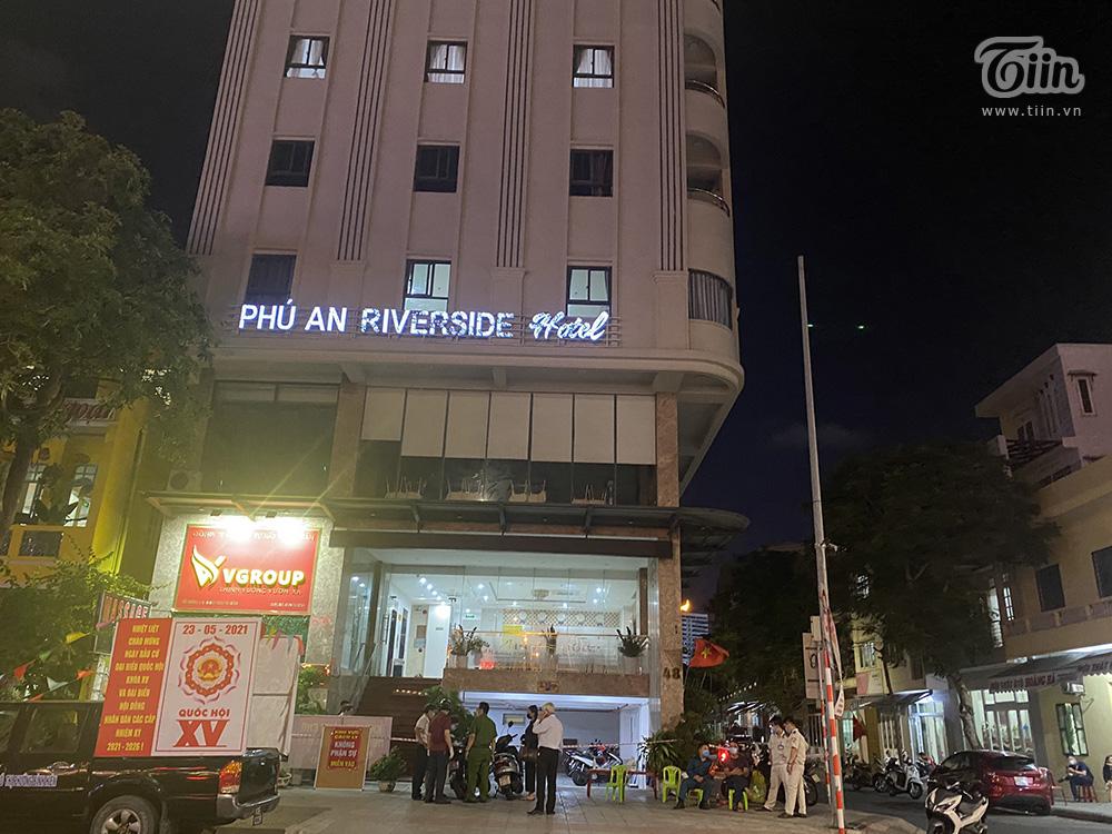 Lịch trình phức tạp ca nghi nhiễm Covid-19 ở Đà Nẵng: Đi gửi hàng ở bến xe, đi karaoke, bar New Phương Đông 0