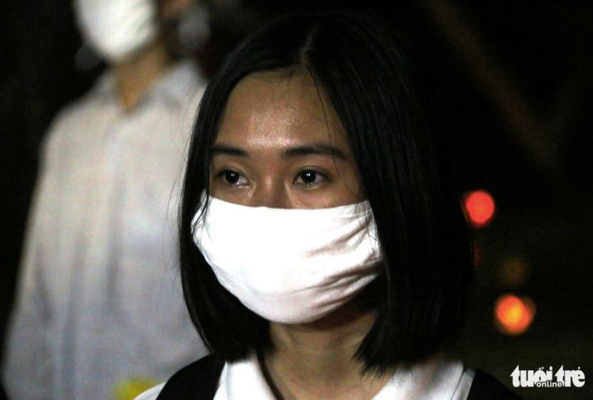 Xúc động lễ tưởng niệm nam sinh tử nạn khi cứu 3 bạn gái đuối nước ở Huế: Nhiều người không kìm được nước mắt 4