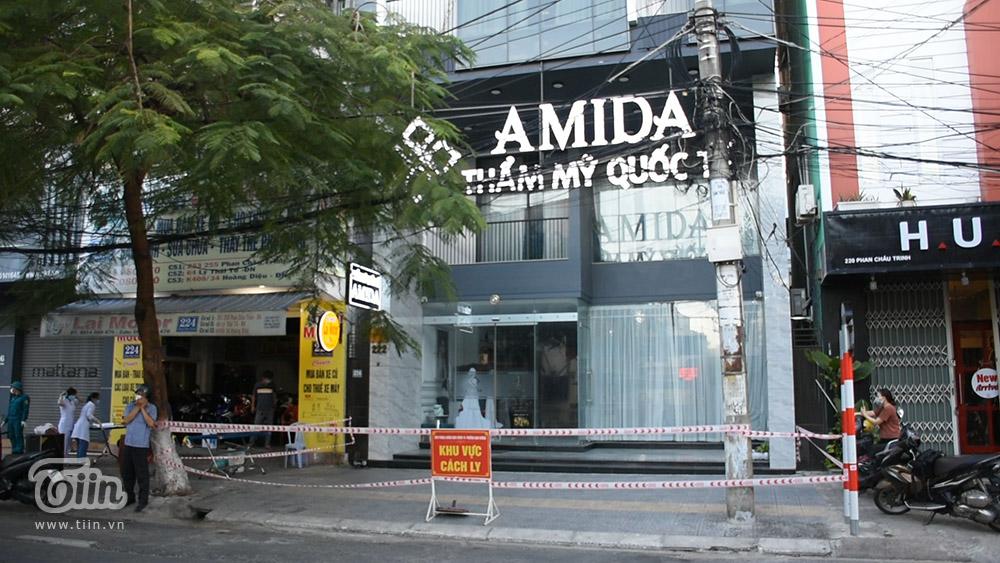 Có triệu chứng mắc Covid-19, TGĐ thẩm mỹ viện ở Đà Nẵng vẫn đi siêu thị: Ngay hôm sau có kết quả dư.ơng tính 1
