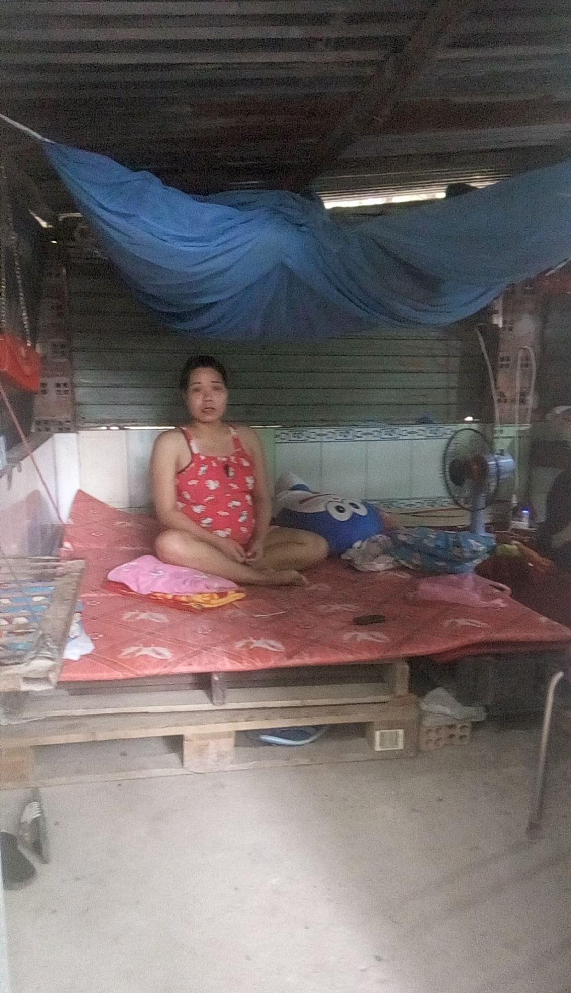 Phẫn nộ người chồng 'cuỗm' sạch tiền sinh con của vợ rồi bỏ trốn, vợ chuyển dạ không có tiền vào bệnh viện 1