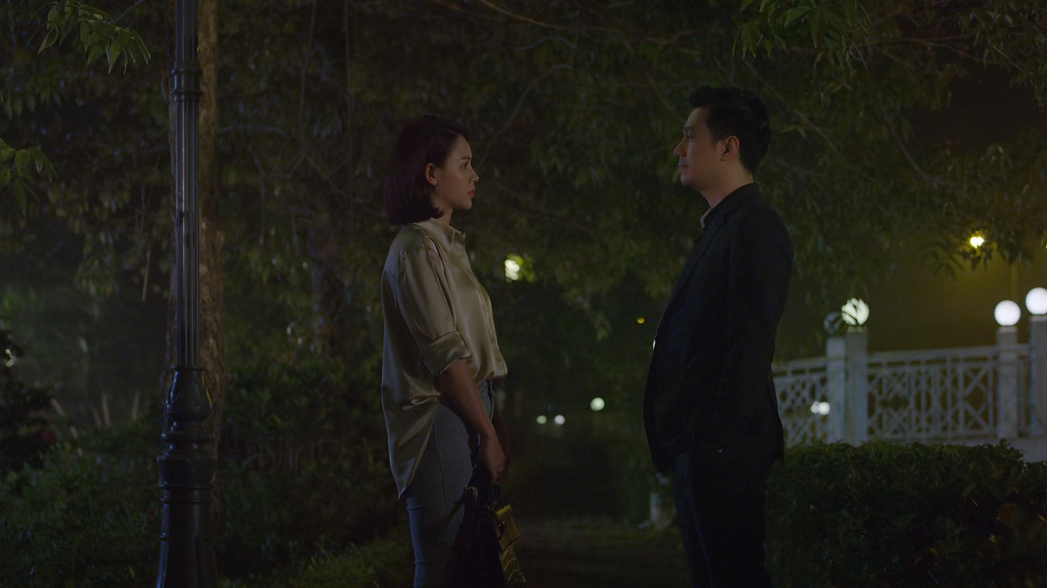 Hoàng một lần nữa thổ lộ lòng mình với Minh