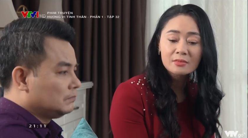Ông KHang - bà Xuân ơhari tìm cách đẻ giúp bà cụ