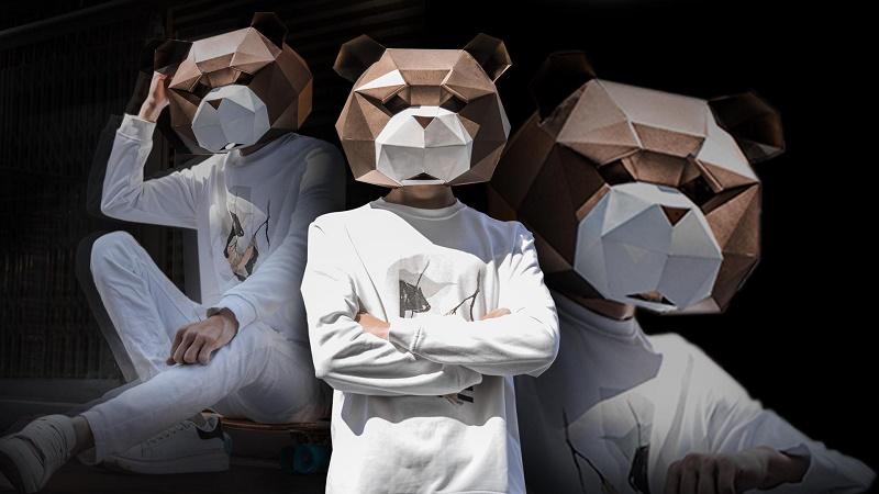 Hình ảnh Anh Đầu Hộp vốn quen thuộc với netizen Facebook Gaming.