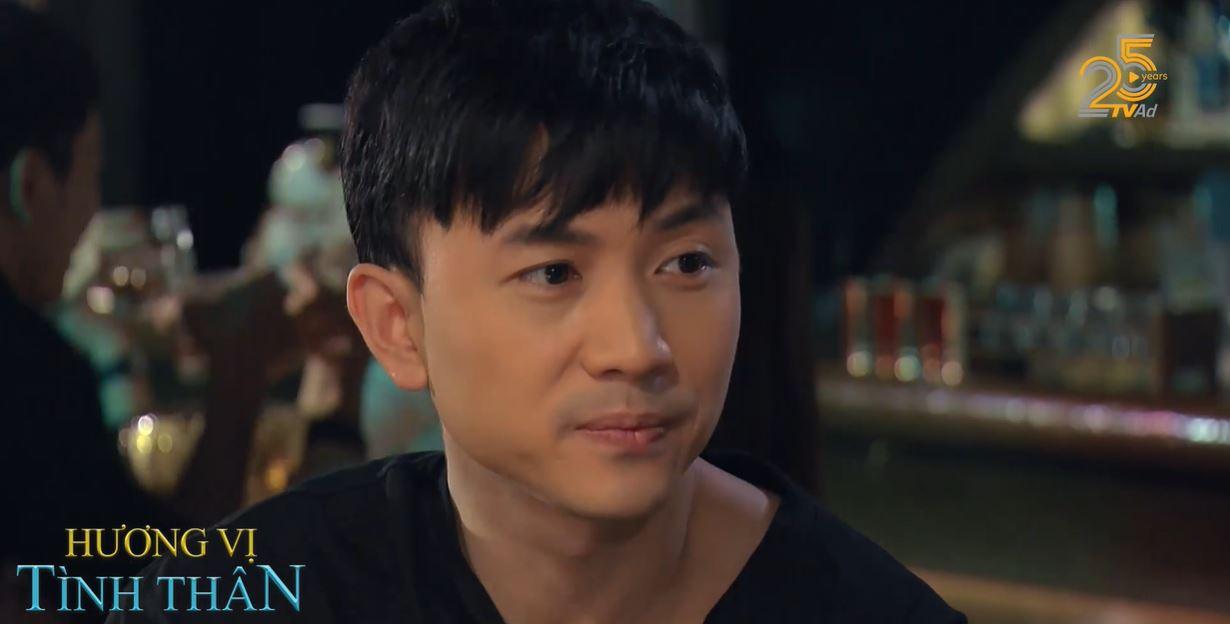 'Hương vị tình thân' preview tập 38:Huy khẳng định tình yêu dành cho Thy trước Long, rủ crush đi trốn 0