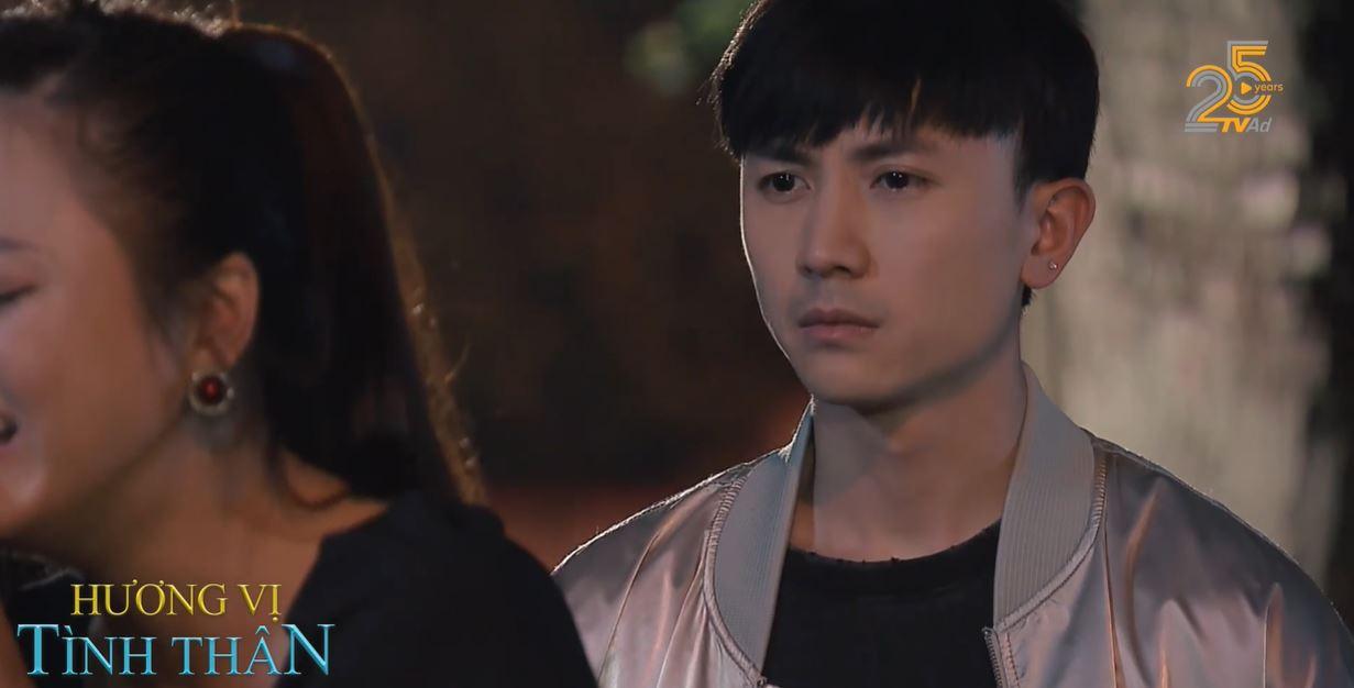 'Hương vị tình thân' preview tập 38:Huy khẳng định tình yêu dành cho Thy trước Long, rủ crush đi trốn 2