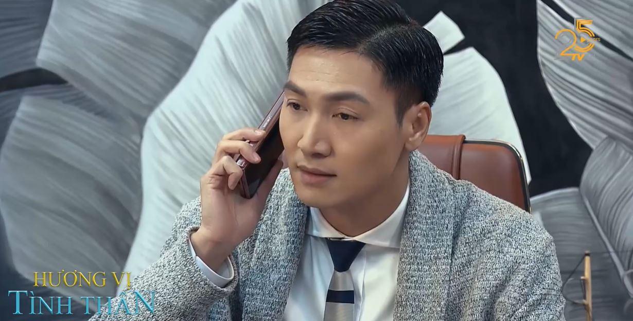 'Hương vị tình thân' preview tập 38:Huy khẳng định tình yêu dành cho Thy trước Long, rủ crush đi trốn 6