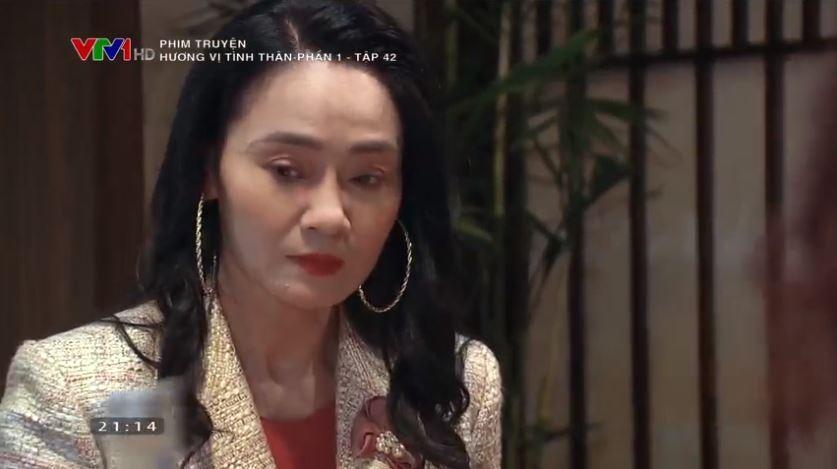 'Hương vị tình thân' tập 42: Khánh Thy bị 'bóc' quá khứ chuyên đi mồi chài thiếu gia nhà giàu 0