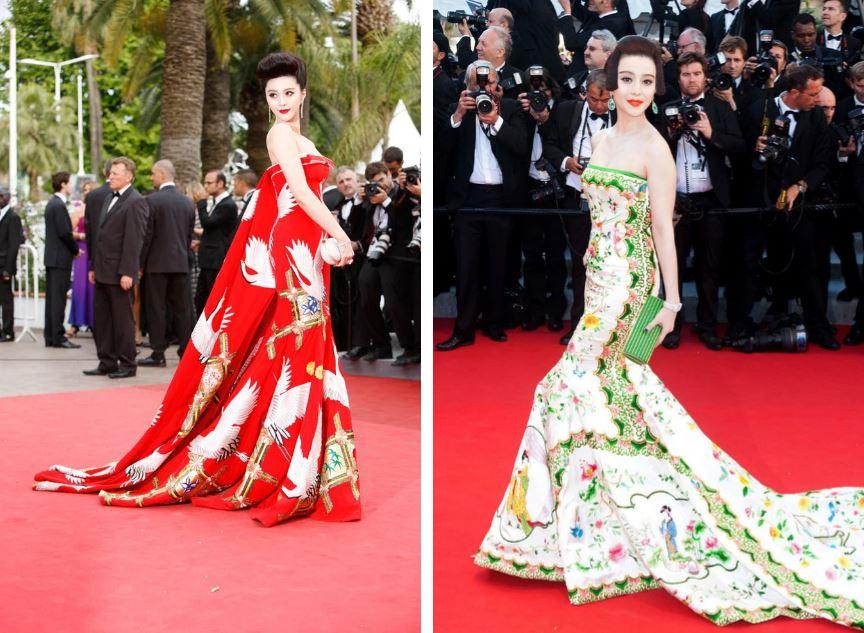 Thiếu vắng những màn 'chặt chém' đỉnh cao từ sao châu Á, bảo sao thảm đỏ Cannes năm nay buồn ghê! 1