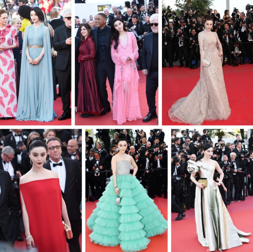Thiếu vắng những màn 'chặt chém' đỉnh cao từ sao châu Á, bảo sao thảm đỏ Cannes năm nay buồn ghê! 2