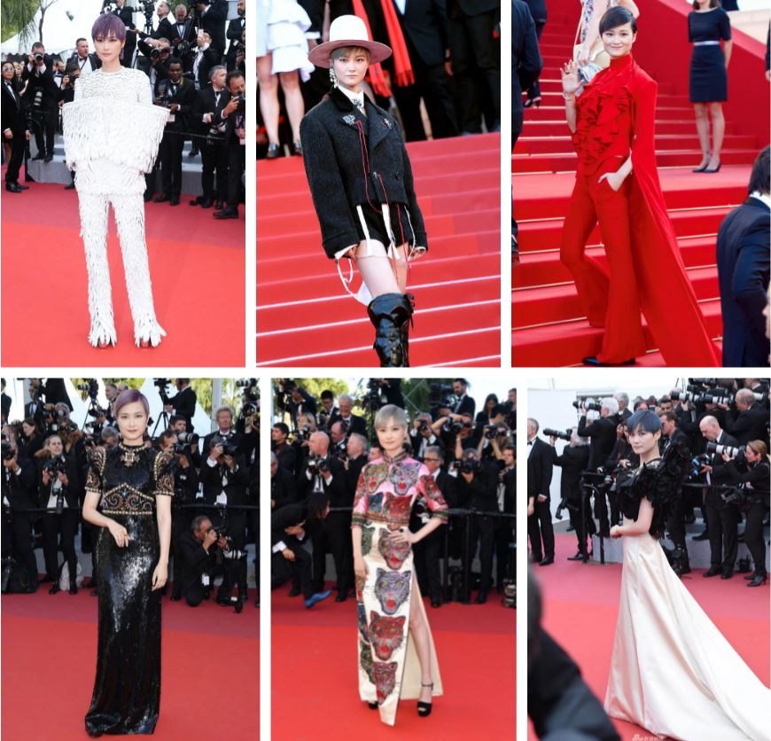 Thiếu vắng những màn 'chặt chém' đỉnh cao từ sao châu Á, bảo sao thảm đỏ Cannes năm nay buồn ghê! 4