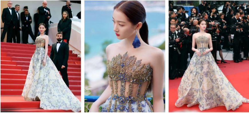 Thiếu vắng những màn 'chặt chém' đỉnh cao từ sao châu Á, bảo sao thảm đỏ Cannes năm nay buồn ghê! 5