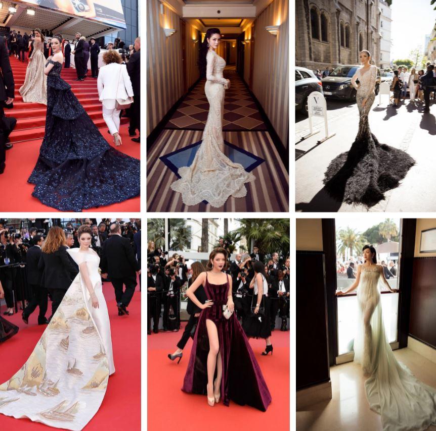 Thiếu vắng những màn 'chặt chém' đỉnh cao từ sao châu Á, bảo sao thảm đỏ Cannes năm nay buồn ghê! 7