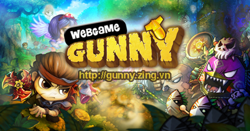 Tựa game làm điên đảo giới trẻ một thời - Gunny
