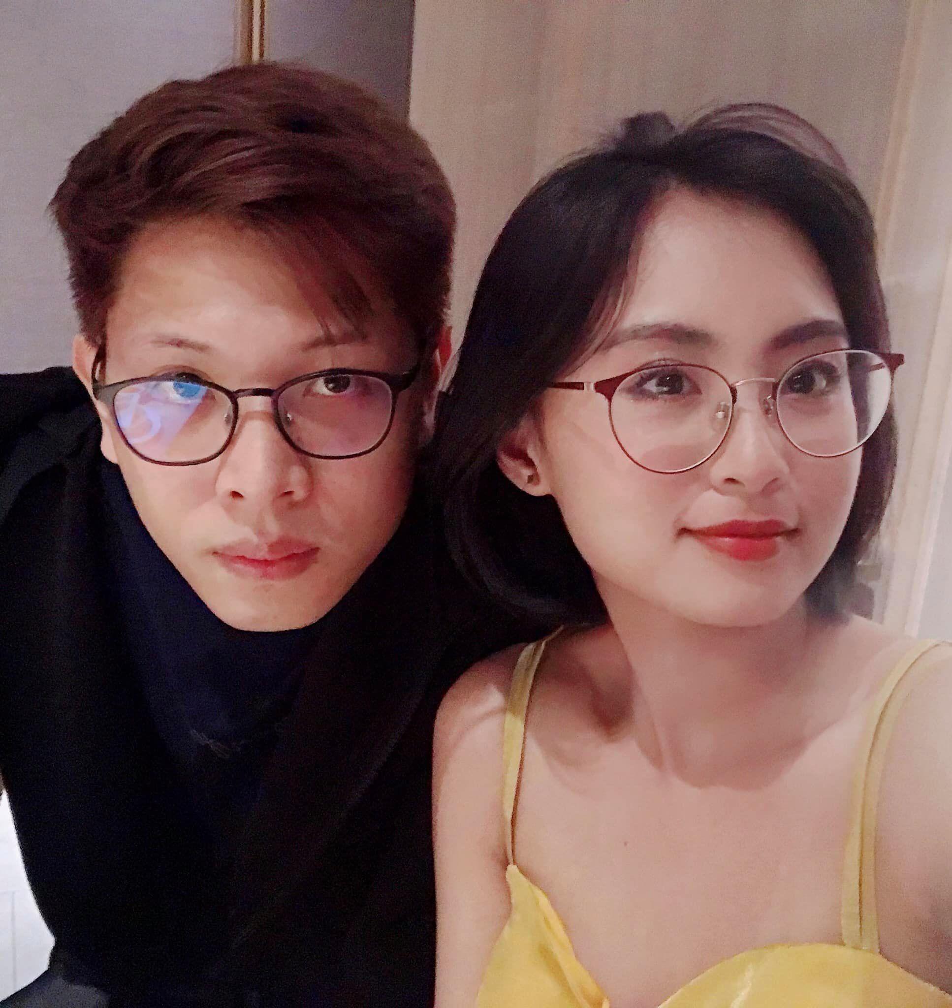 Một số hình ảnh khác của cặp đôi Bomman - Minh Nghi