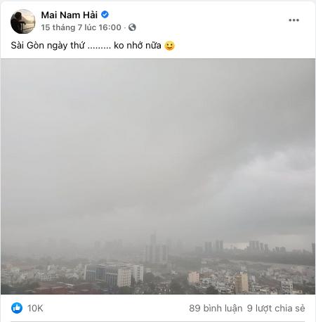 Bomman update ảnh chụp ở Sài Gòn