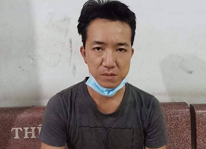 Nguyễn Hoài Nam tại cơ quan điều tra