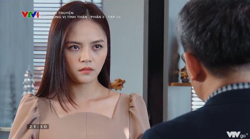 'Hương vị tình thân' tập 33 (p2): Thy ghen 'nổ mắt' vì Nam được đại diện gia đình xuất hiện trước truyền thông 17