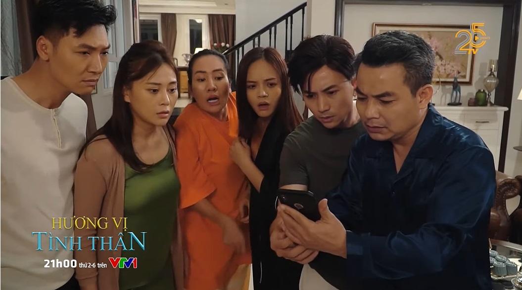 'Hương vị tình thân' trailer tập 34 (p2): Muốn bỏ lại tất cả để ra nước ngoài nhưng không thành, bà Xuân có ý định tự tử? 0