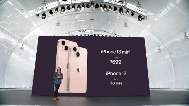 Cận cảnh iPhone 13 vừa ra mắt trong sự kiện của Apple, liệu có sang – xịn – mịn như lời đồn? 7