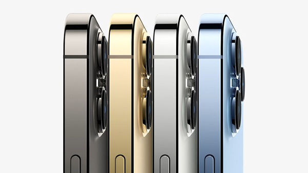 4 màu sắc của iPhone 13 Pro