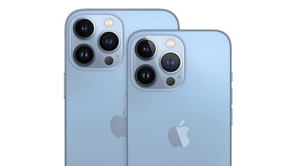 Màu Lam Sierra - Sierra Blue - màu mới của iPhone 13 Pro