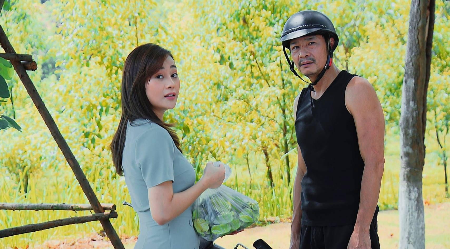 Biên kịch 'Hương vị tình thân' Trịnh Khánh Hà chia sẻ lý do các ông bố trong phim ít bị 'ném đá' hơn các bà mẹ 2