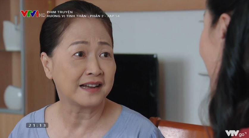 'Hương vị tình thân': Bà Xuân hạnh phúc khi 30 năm làm dâu được mẹ chồng gọi 'con' xưng 'mẹ' 2