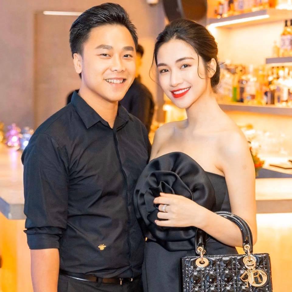 Dù chưa chính thức tổ chức hôn lễ nhưng Minh Hải và Hòa Minzy đã sinh sống với nhau như vợ chồng và có 1 quý tử đầu lòng
