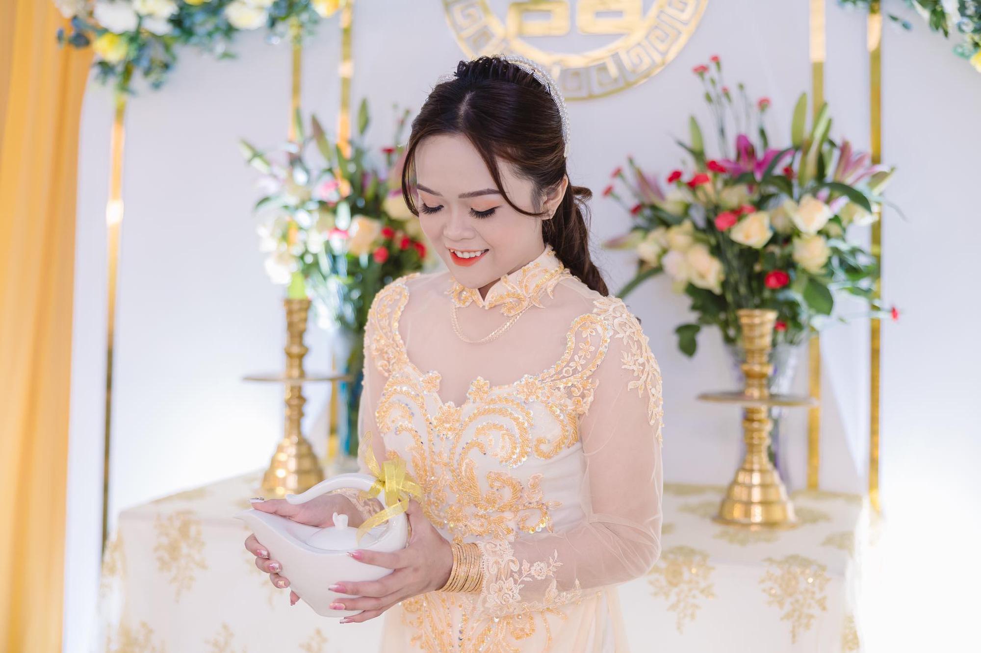 Cô dâu 18 tuổi được tặng 20 cây vàng đeo trĩu người gây bão: Tiết lộ thêm về khoản tiền mặt bố mẹ chồng cho thêm ở đám cưới! 6