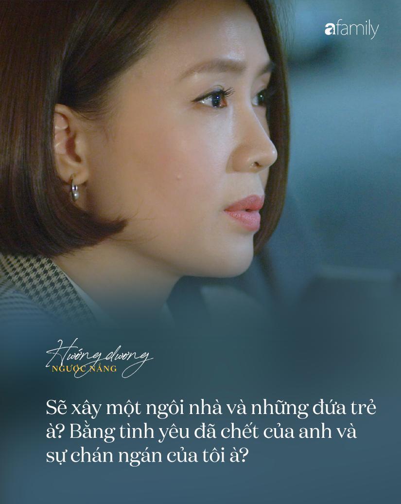 Những câu nói gây bão của Minh Châu - Hồng Diễm trong 'Hướng dương ngược nắng' 3