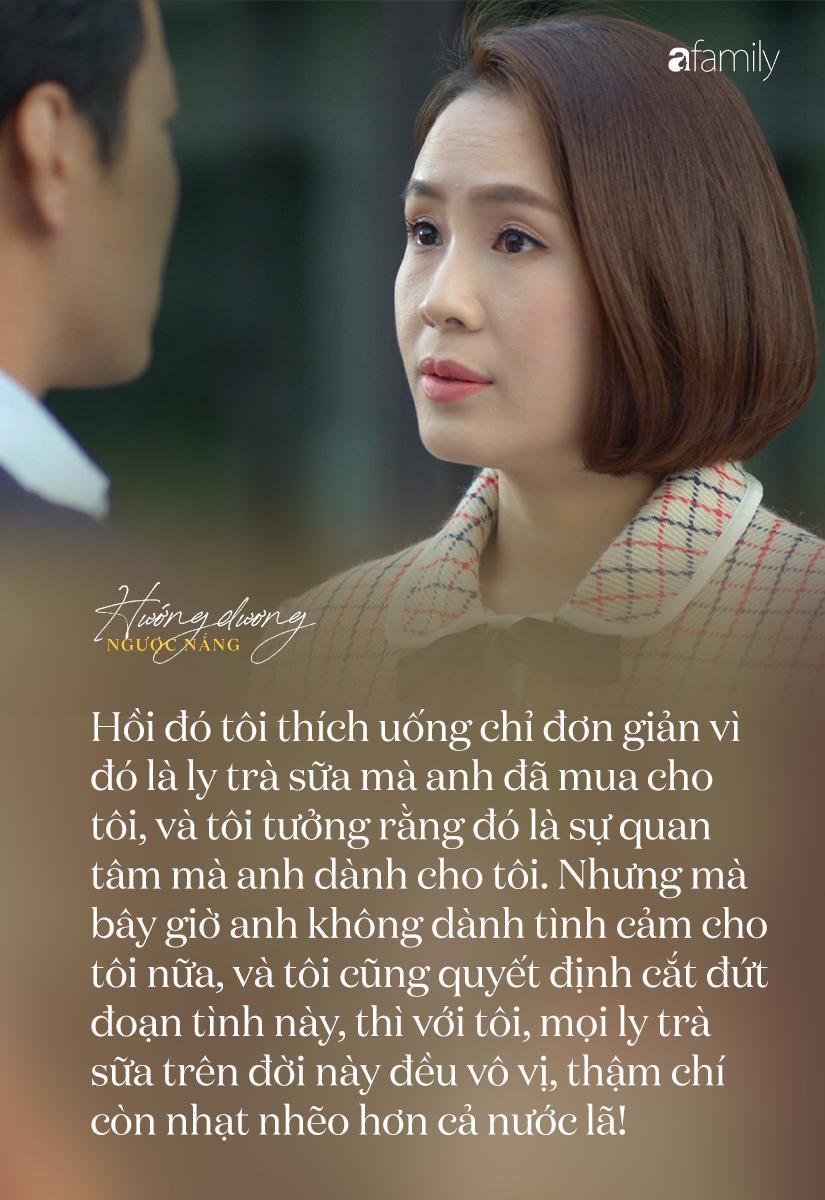 Những câu nói gây bão của Minh Châu - Hồng Diễm trong 'Hướng dương ngược nắng' 5