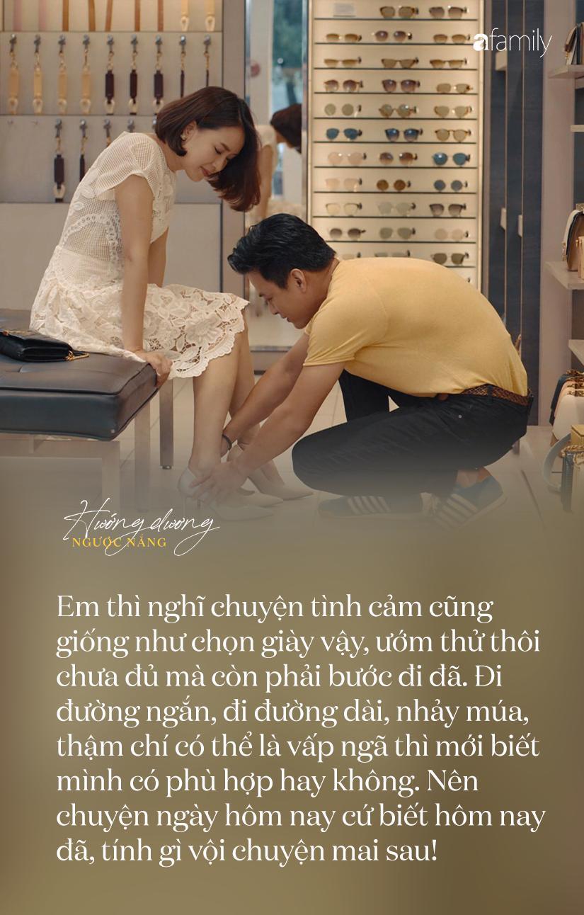 Những câu nói gây bão của Minh Châu - Hồng Diễm trong 'Hướng dương ngược nắng' 6