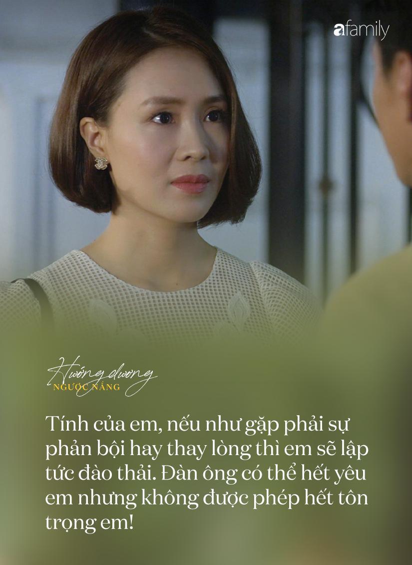 Những câu nói gây bão của Minh Châu - Hồng Diễm trong 'Hướng dương ngược nắng' 7