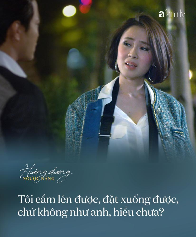 Những câu nói gây bão của Minh Châu - Hồng Diễm trong 'Hướng dương ngược nắng' 8