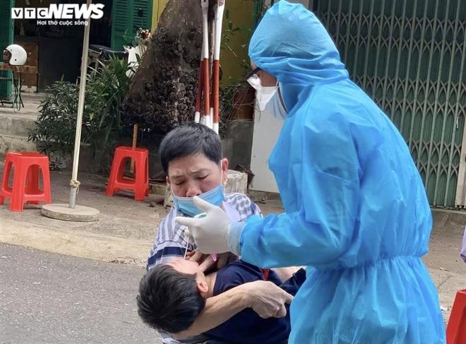Tỉnh Gia Lai ghi nhận một trường hợp tái dương tính với SARS-CoV-2 sau 7 ngày xuất viện. Ảnh minh hoạ: VTC