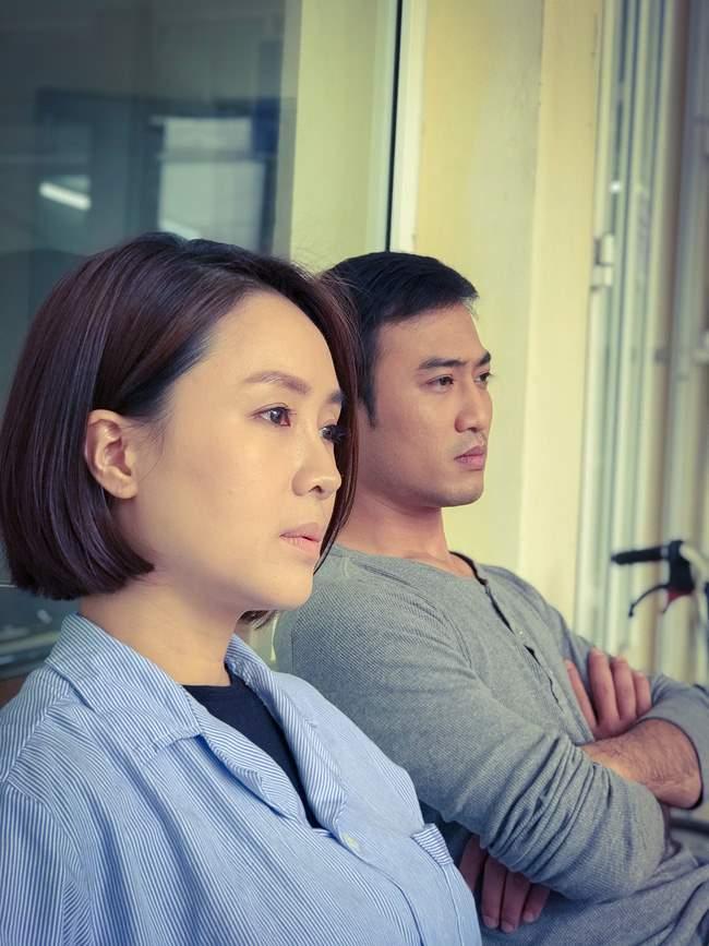Cảnh Châu ở bệnh viện được cho là sau khi cô gặp sự cố đau bụng.