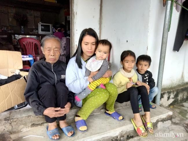 Tương lai mịt mù của 3 đứa trẻ thơ sau đêm cùng mẹ trốn chạy khỏi người cha 'ngáo đá' 4